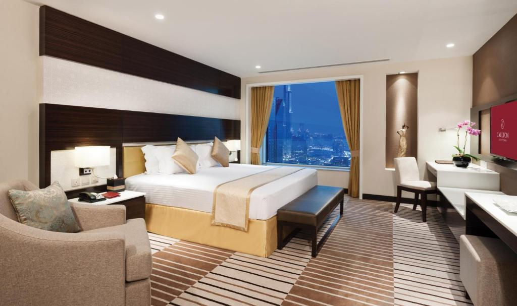 Carlton Downtown Hotel, Дубай, ОАЭ