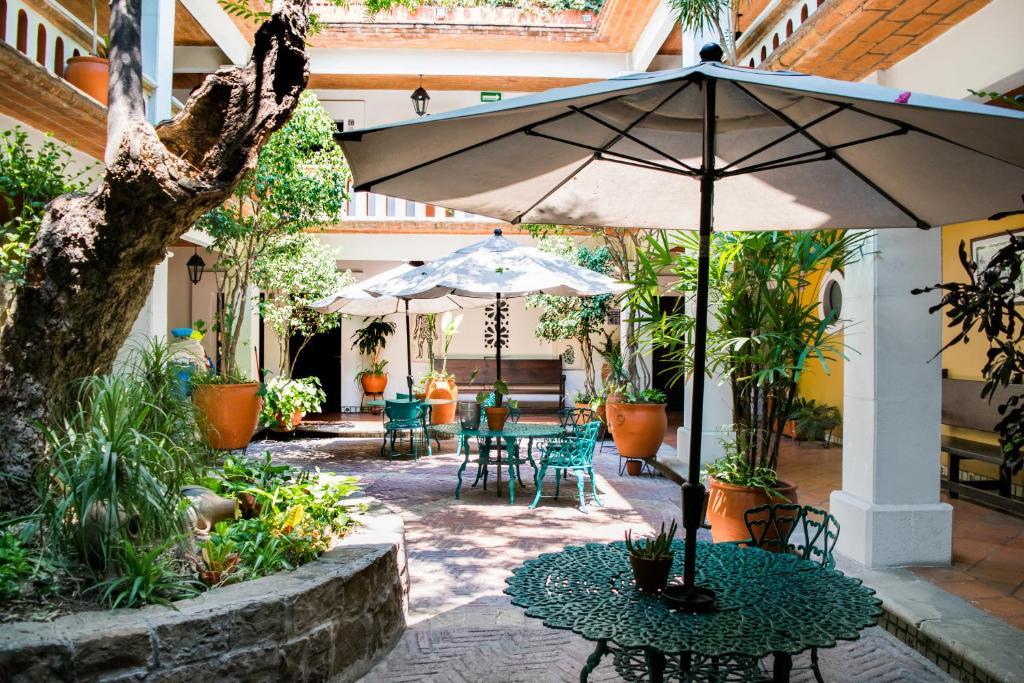 Отель Parador del Dominico, Оахака-де-Хуарес