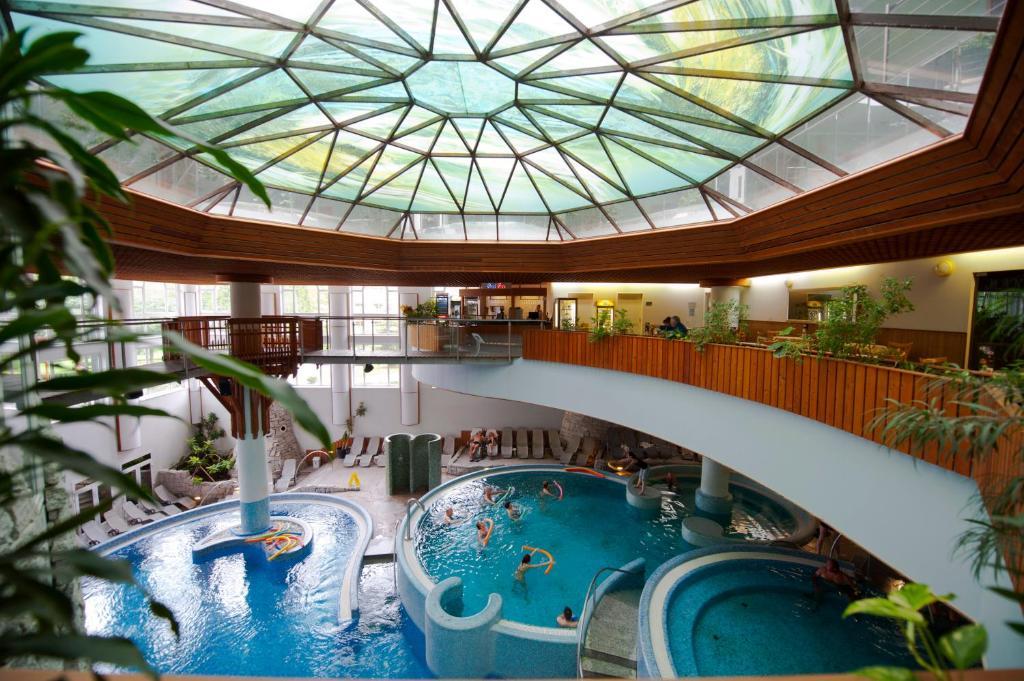 MenDan Magic Spa & Wellness Hotel, Залакарош, Венгрия