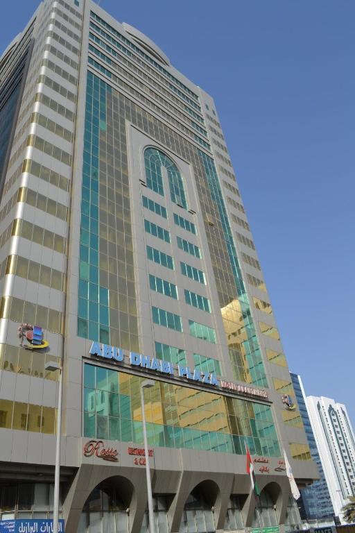 Abu Dhabi Plaza Hotel Apartments, Абу-Даби, ОАЭ