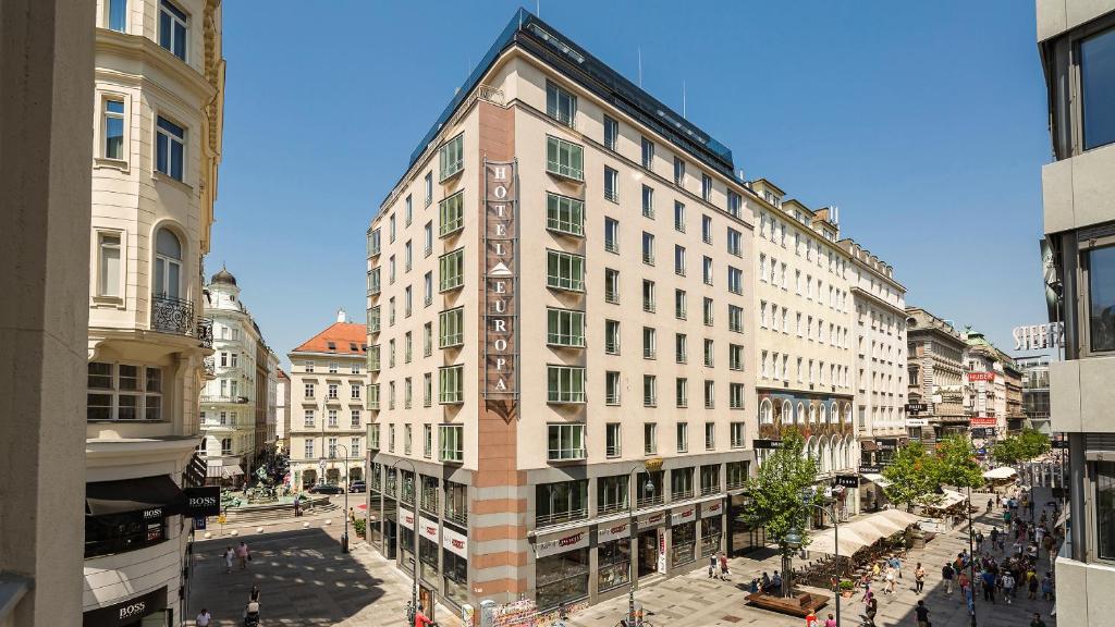 Austria Trend Hotel Europa Wien, Вена, Австрия