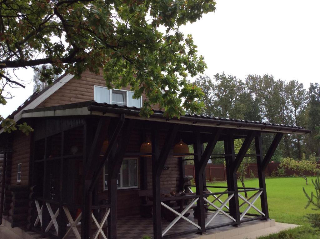 Дом для отпуска Новый дом, Стрельна