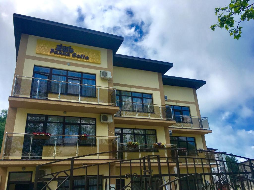 Мини-гостиница Panna-Cotta, Ольгинка