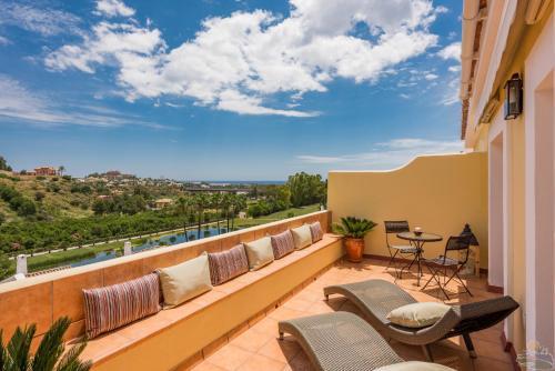 Fabulous Penthouse in Marbella La Quinta Golf Resort