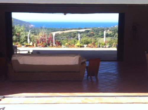 Villa Corse du sud Cargèse bord de mer