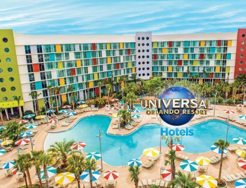 Universal's Family Suites at Cabana Bay Beach Resort