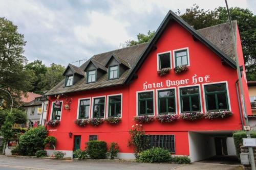 布格霍夫餐厅酒店