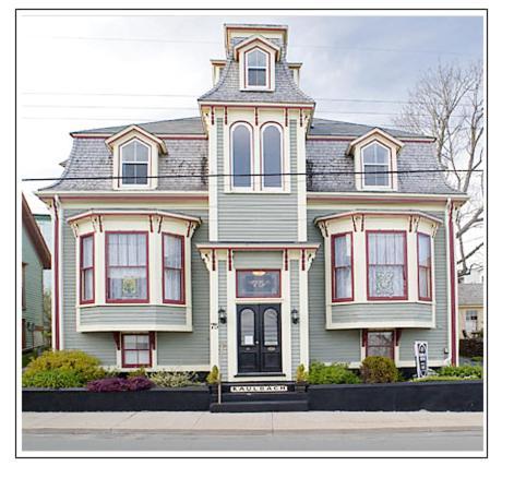1880 Kaulbach House Historic Inn