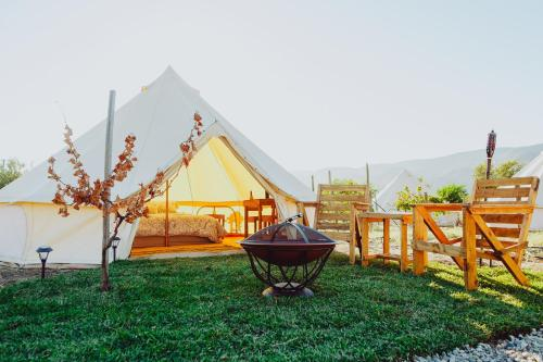 Guadalupe Luxury Tenting
