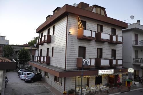 别墅代菲奥里博卡住宿加早餐旅馆