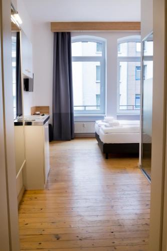 叮当科布伦茨城市公寓式酒店