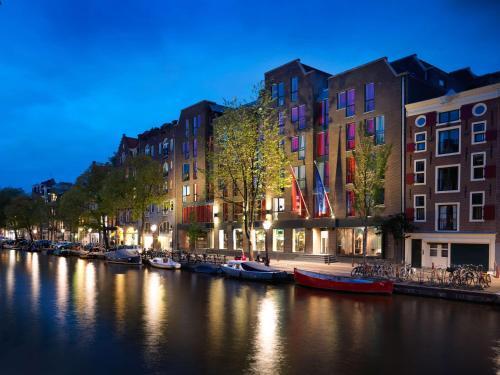 أنداز أمستردام برينزنغراشت - إيه كونسيبت باي حياة