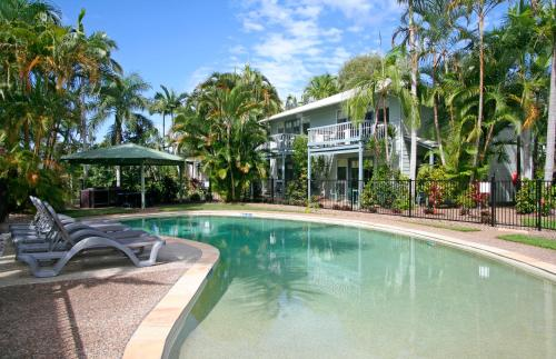 努萨珊瑚海滩度假酒店