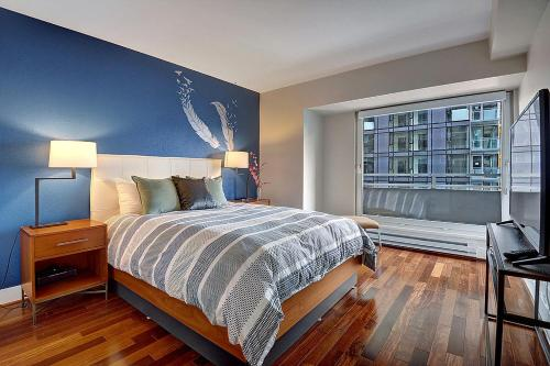 Newmark Tower Seattle Escape Suite - Two Bedroom Apartment
