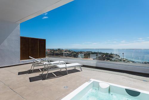 图斯德拉凯莱海滩公寓