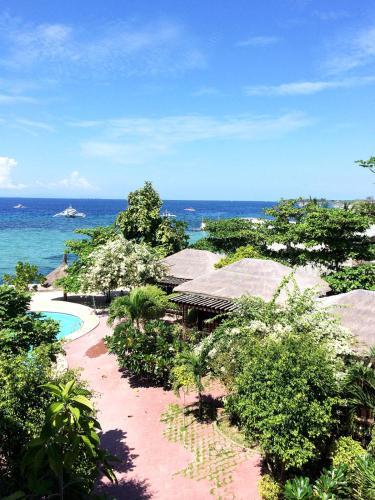蓝色花园度假酒店