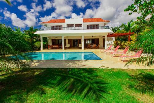 Villa Maria 4BDR - Cocotal Golf