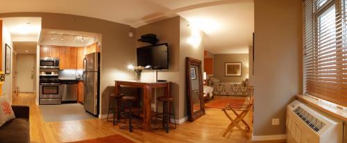 纽约保护区度假公寓式酒店