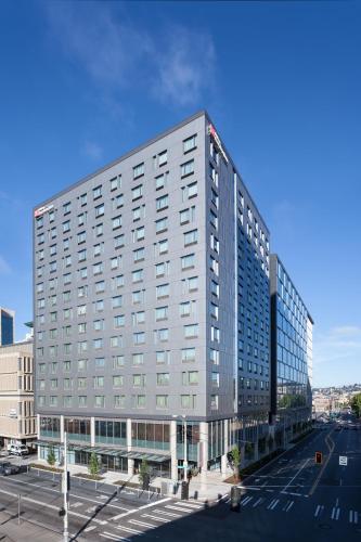 西雅图市中心希尔顿花园酒店