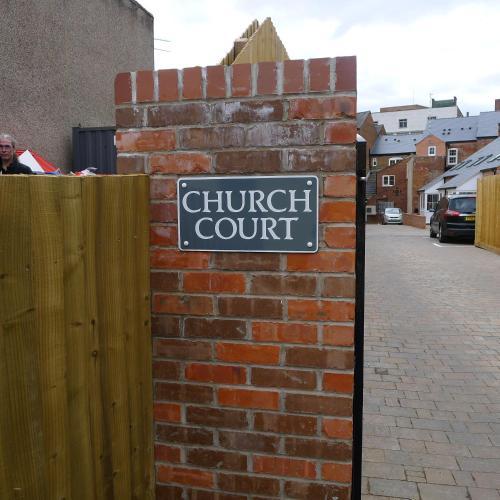 Church Court Apartments