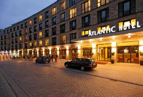 فندق أتلانتيك لوبيك