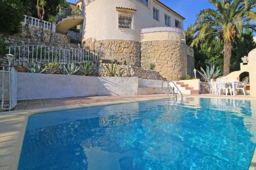 Holiday Villa Ebi