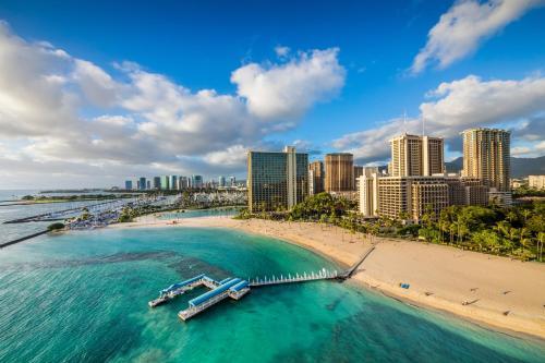 夏威夷希尔顿分时度假俱乐部酒店