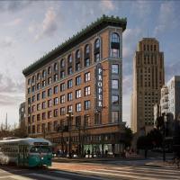 旧金山普洛蒲酒店