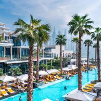 迪拜朱美拉五棕榈度假酒店