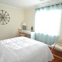 [3F] Cozy Queen Bedroom with Private Bath near SFO