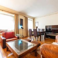 شقة رائعة في وسط باريس - موقع جيد للغاية - تستوعب 5 أشخاص