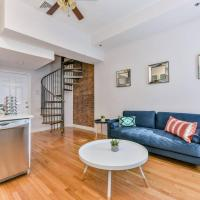 Two-Bedroom, Two-Bath Apt in South End