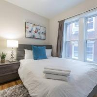 Three-Bedroom, Two-Bath Apt in North End and Little Italy