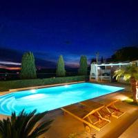 Anavyssos Maisonette with private pool & sea view 305m²