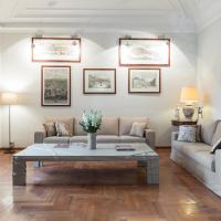 Amazing 4 bedrooms apartment with garden