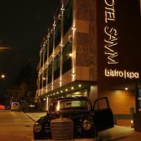萨姆小酒馆及水利酒店