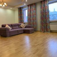 Апартаменты (Апартаменты с 2 спальнями) апартамента Университетская 22, Казань
