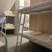 Двадцативосьмиместный (Койко-место в общем 28-местном номере) хостела Bed&Beer, Москва