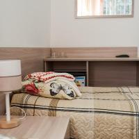 Двухместный (Улучшенный двухместный номер с 2 отдельными кроватями) санатория Кедр, Саянск