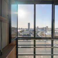 Апартаменты с шикарным панорамным видом у Ривьеры