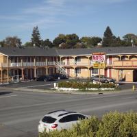Budget Inn Santa Cruz