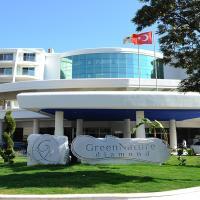 绿色天然钻石酒店
