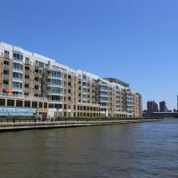 泽西市海滨码头 - 普利米尔服务公寓