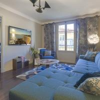 MY CASA - NICE OLD TOWN - 3 BEDROOMS APARTMENT