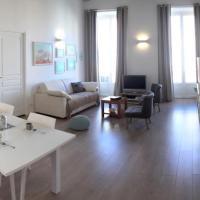 著名马塞纳广场尼斯中央两卧室公寓