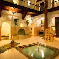 耶南埃尔卡迪摩洛哥传统庭院住宅