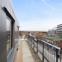 High Tech Penthouse Apartments