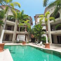 Pool side terrace - M04
