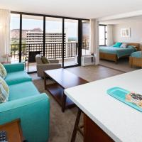 Waikiki Banyan Tower 1 Suite 2507